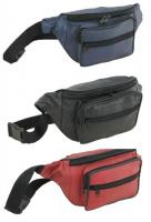 Waist bag Breast pocket Fanny pack Shoulder bag Shoulder bag Leather bag